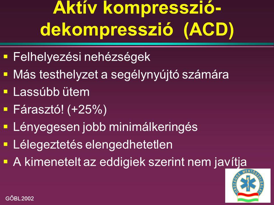Aktív kompresszió-dekompresszió (ACD)