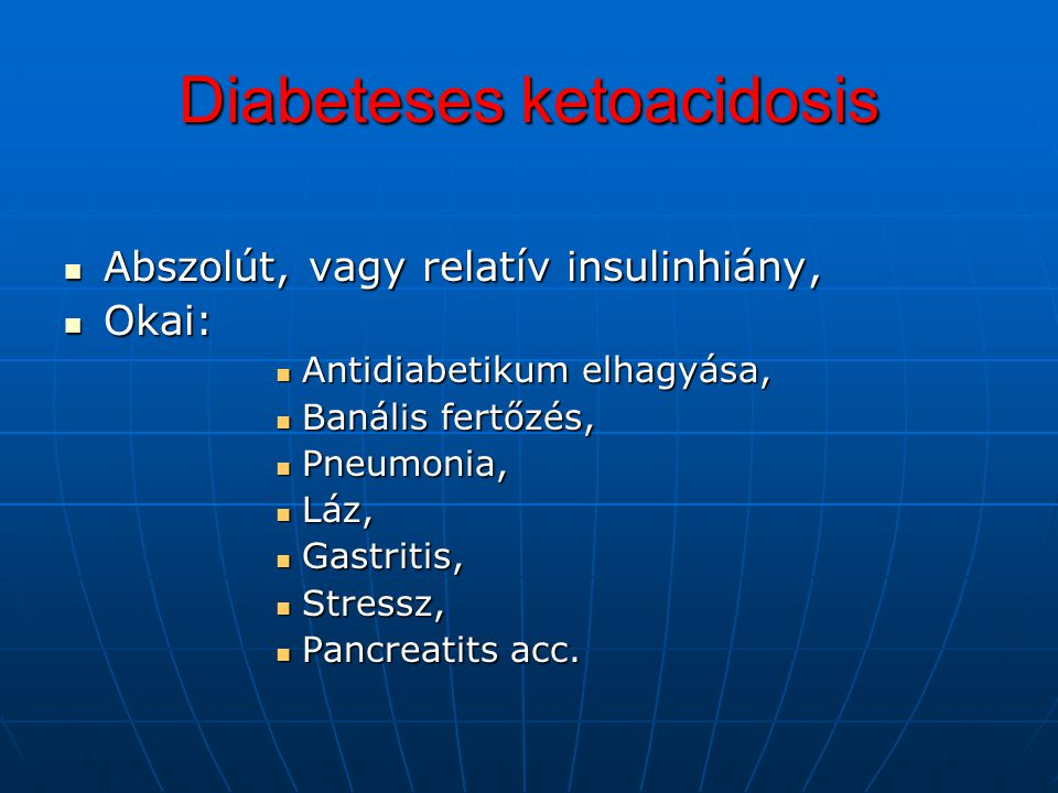 Diabeteses ketoacidosis