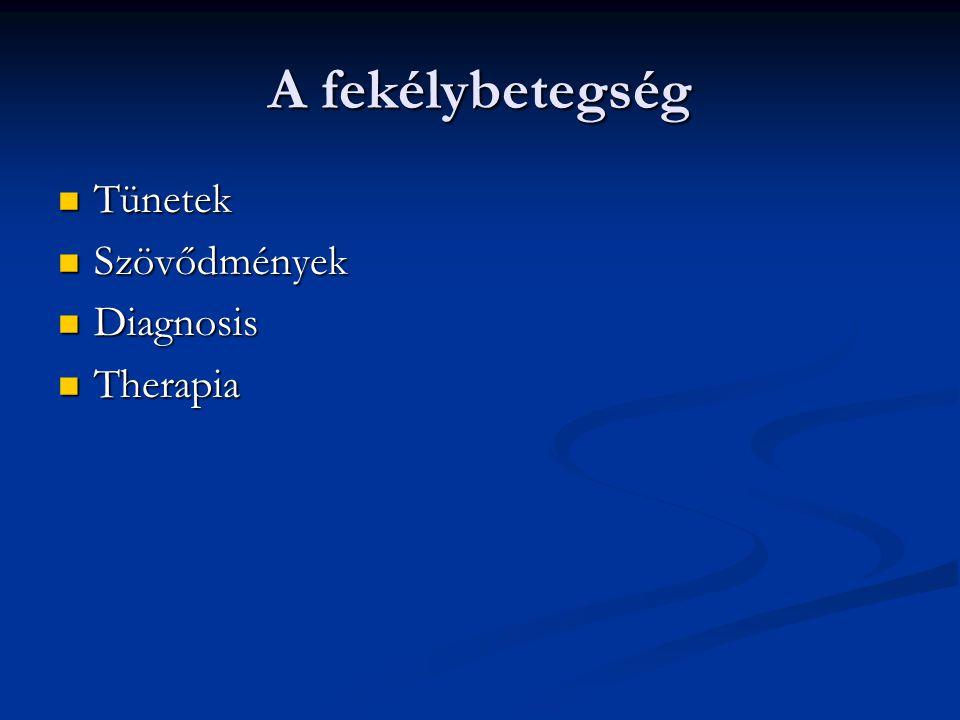 A fekélybetegség Tünetek Szövődmények Diagnosis Therapia