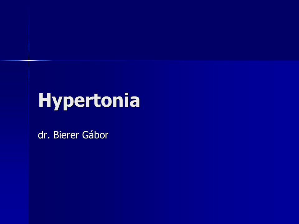 Hypertonia dr. Bierer Gábor