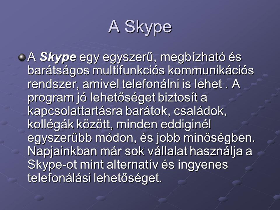 A Skype
