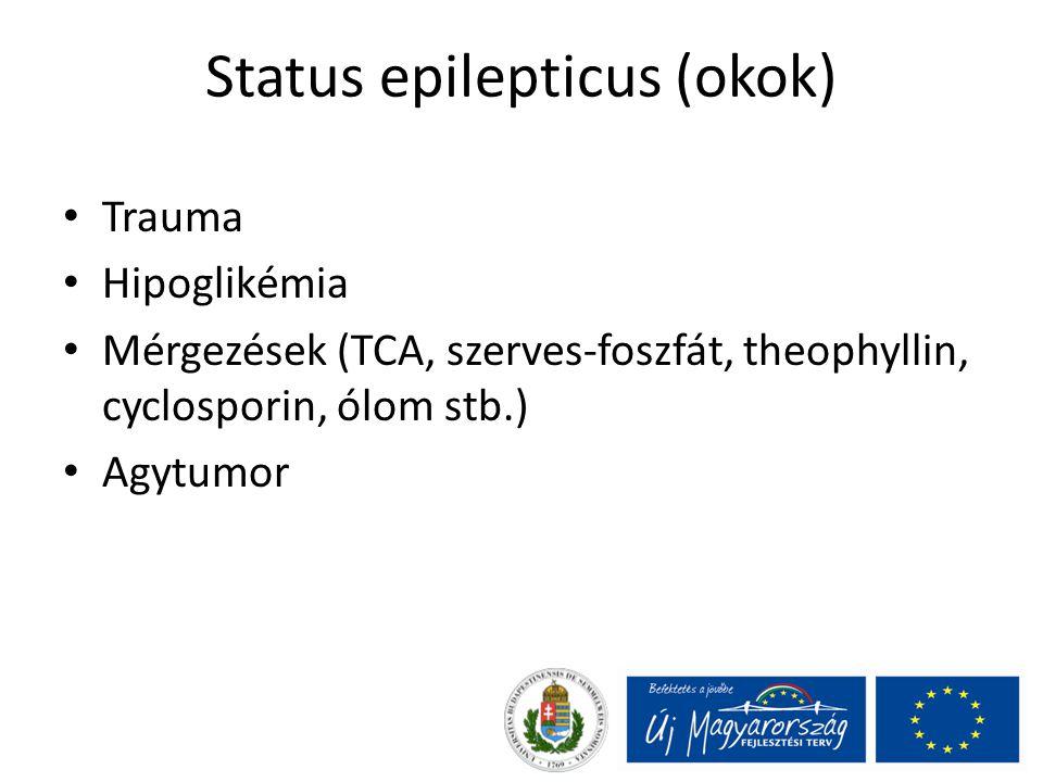 Status epilepticus (okok)