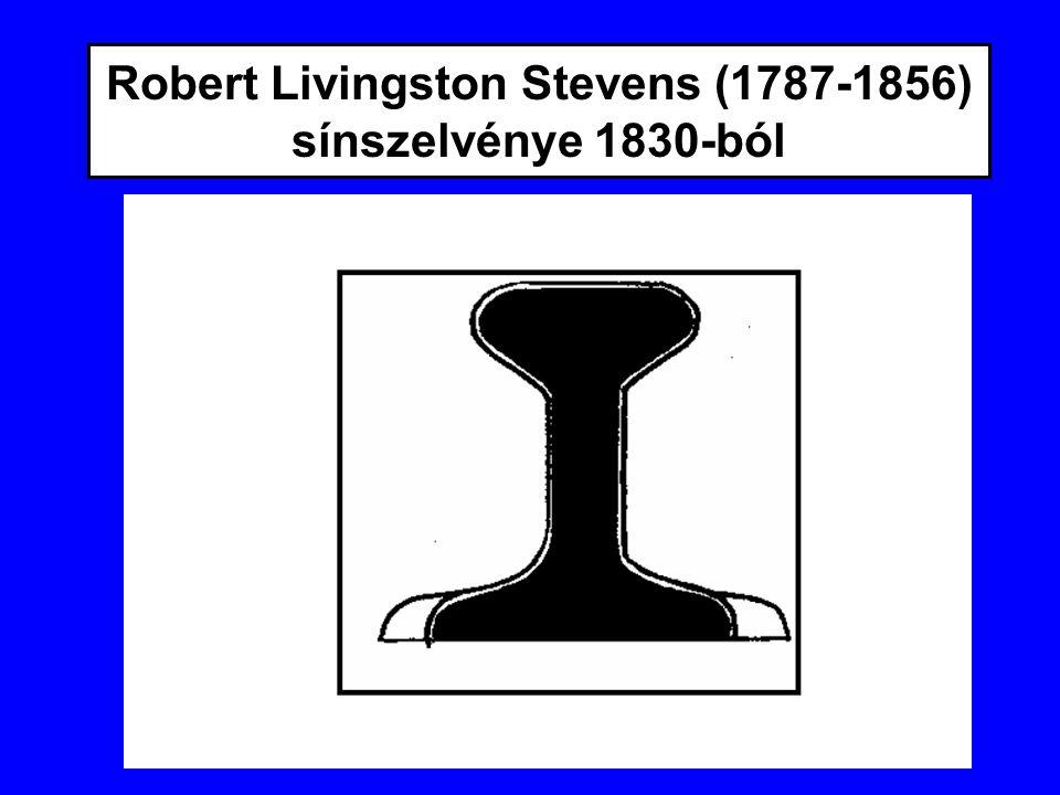 Robert Livingston Stevens (1787-1856) sínszelvénye 1830-ból
