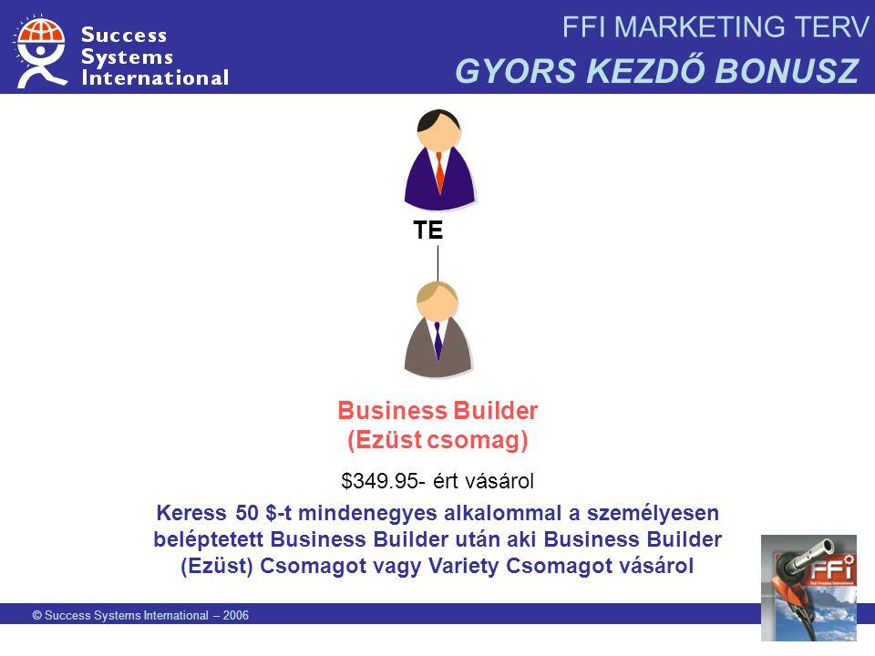 Business Builder (Ezüst csomag)