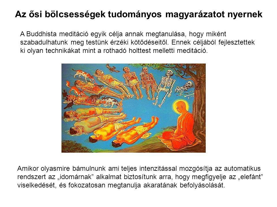 Az ősi bölcsességek tudományos magyarázatot nyernek