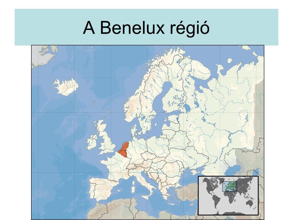A Benelux régió