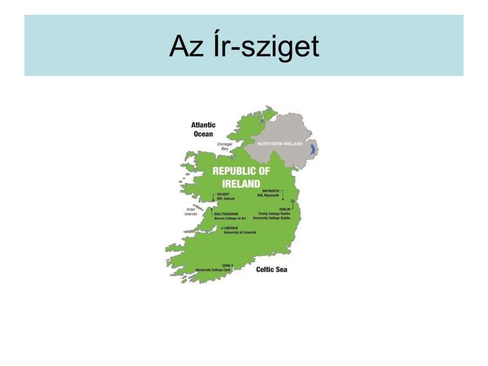 Az Ír-sziget