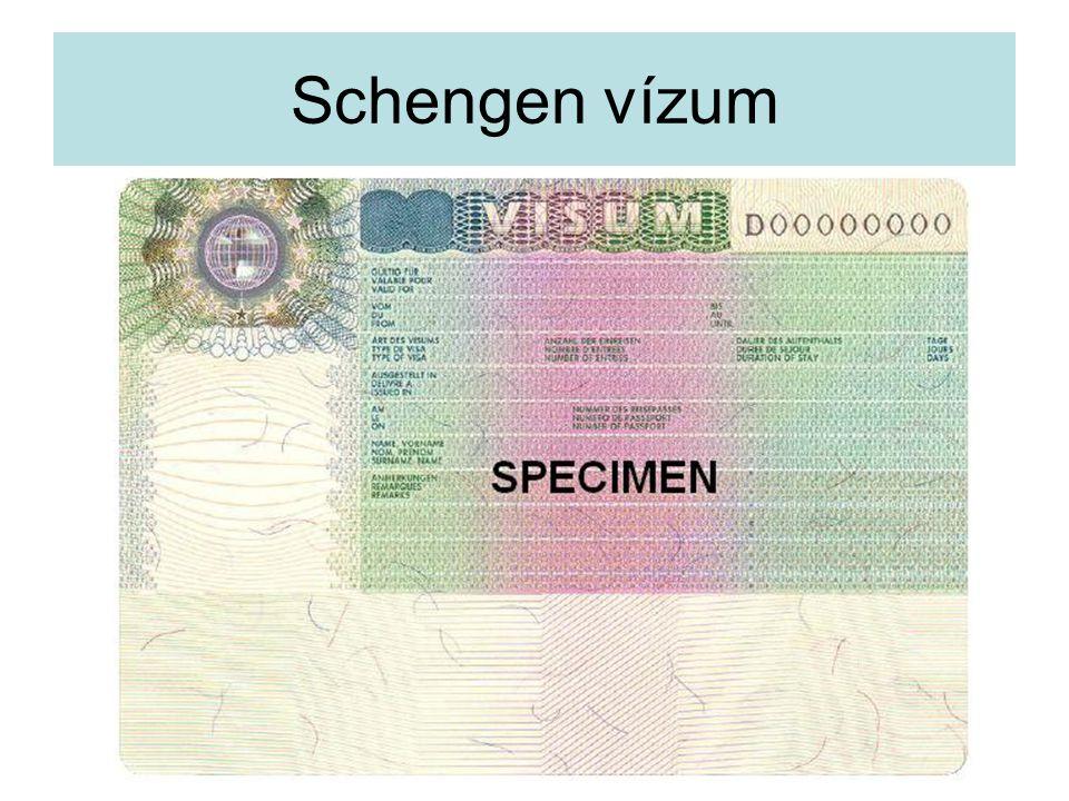Schengen vízum
