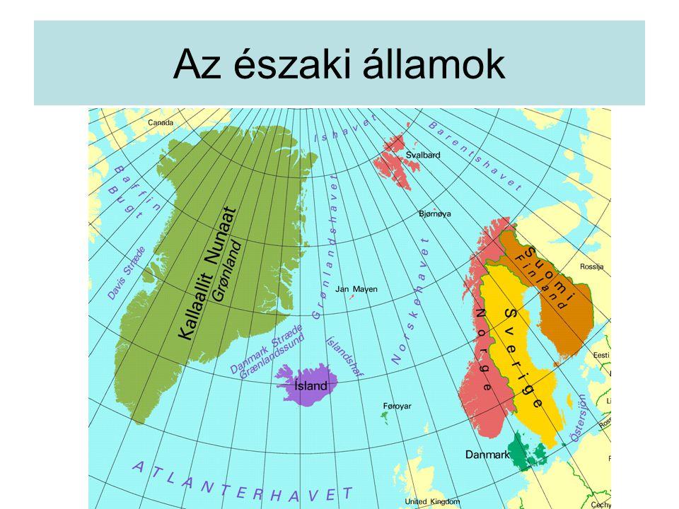 Az északi államok