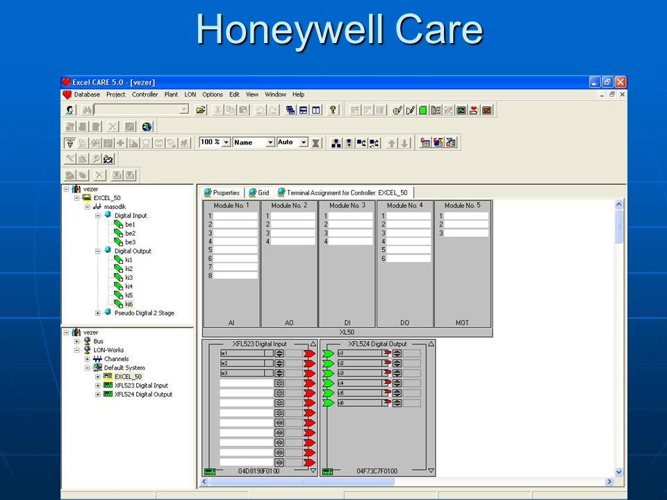 Honeywell Care