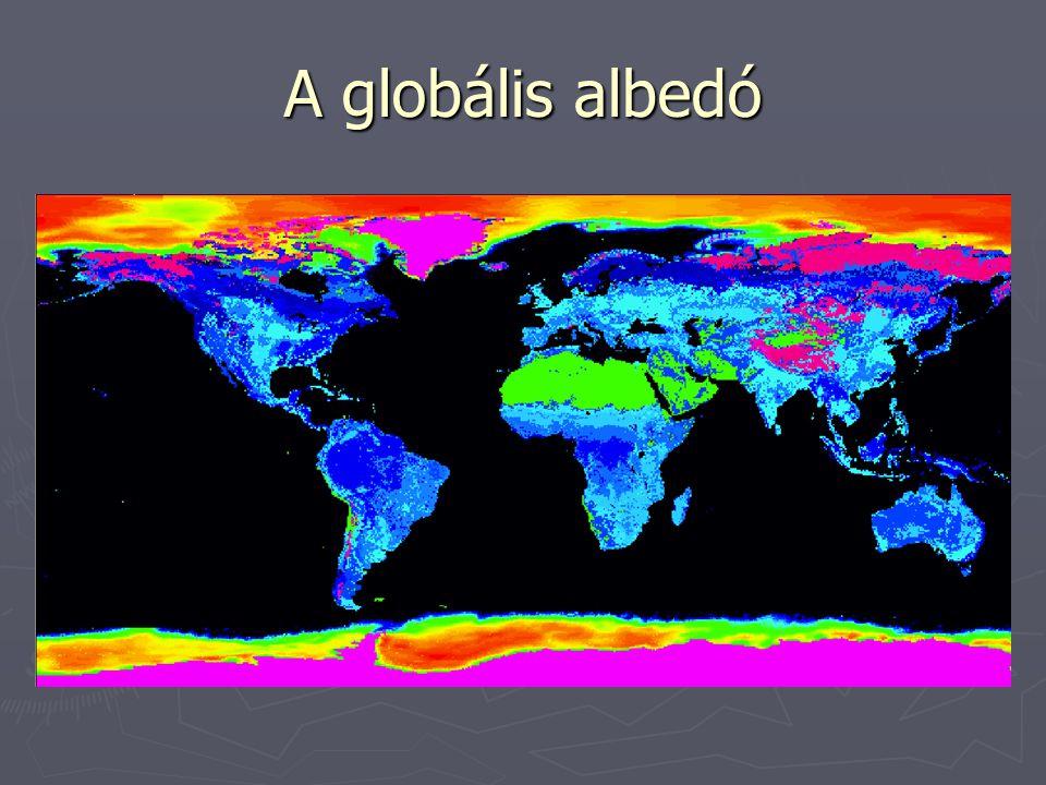 A globális albedó