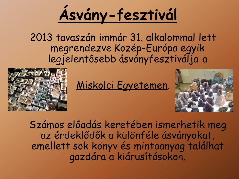 Ásvány-fesztivál