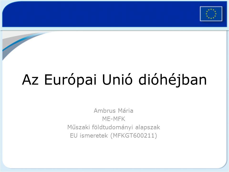 Az Európai Unió dióhéjban