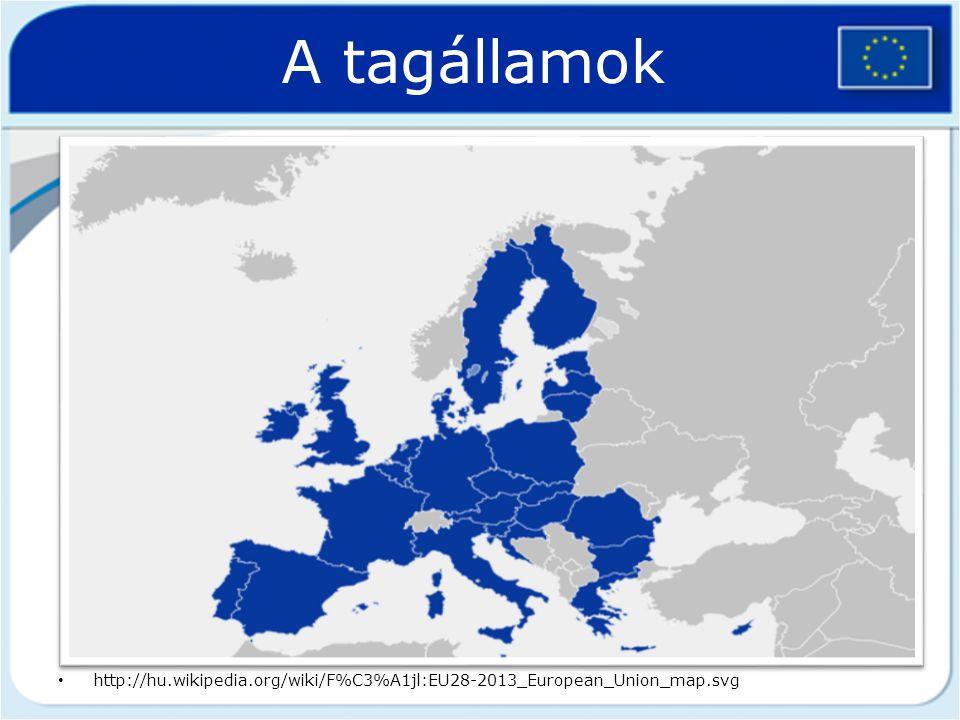 A tagállamok