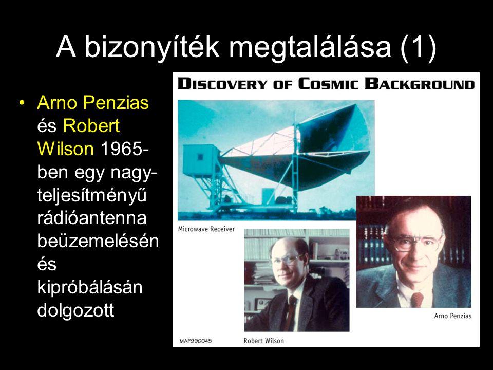 A bizonyíték megtalálása (1)