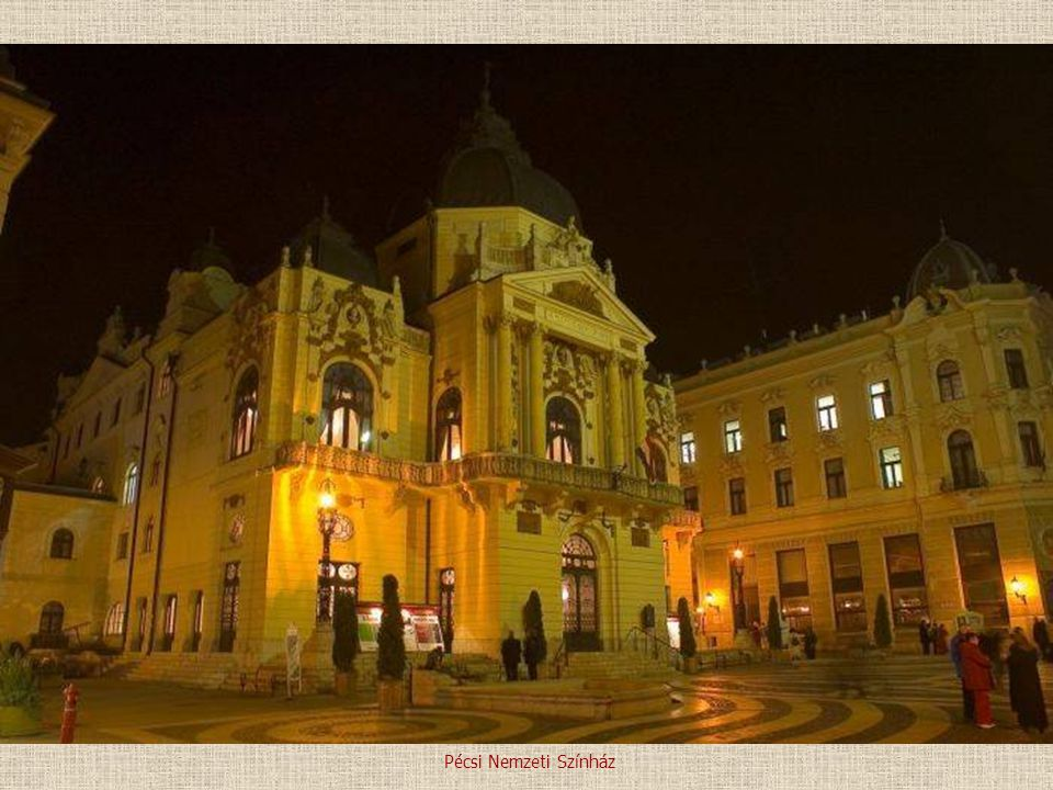 Pécsi Nemzeti Színház