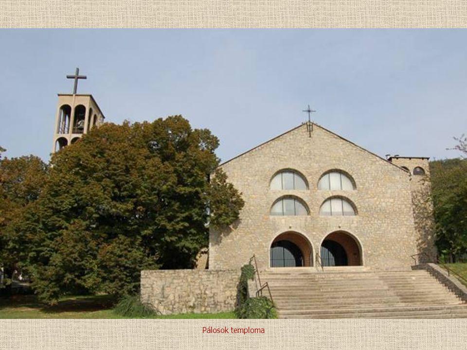 Pálosok temploma