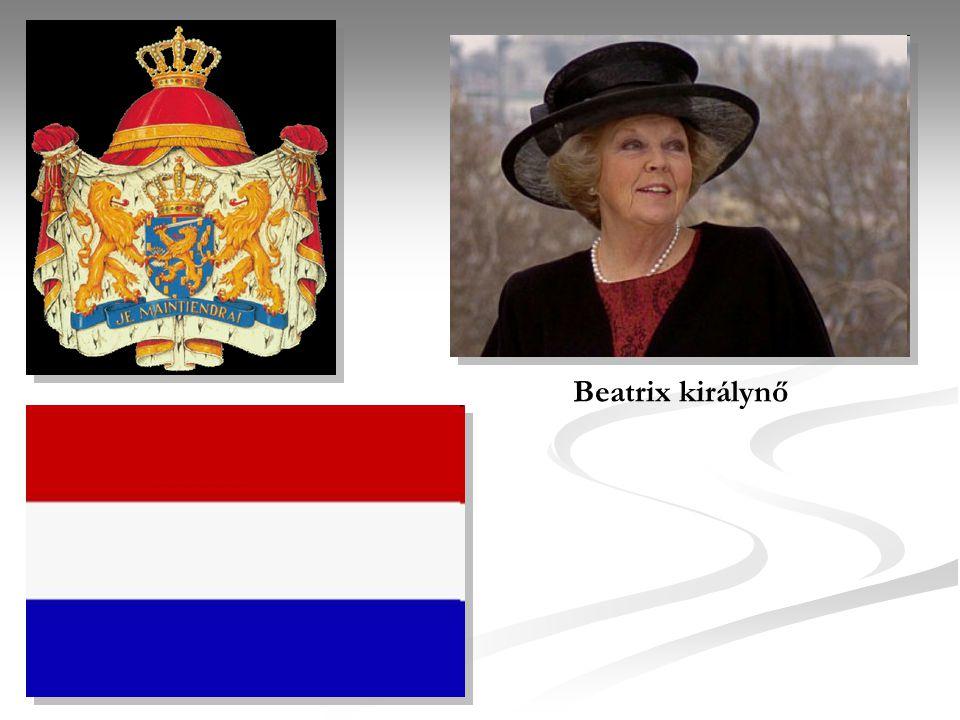 Beatrix királynő