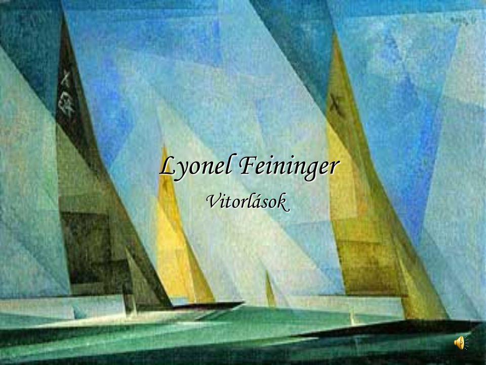 Lyonel Feininger Vitorlások