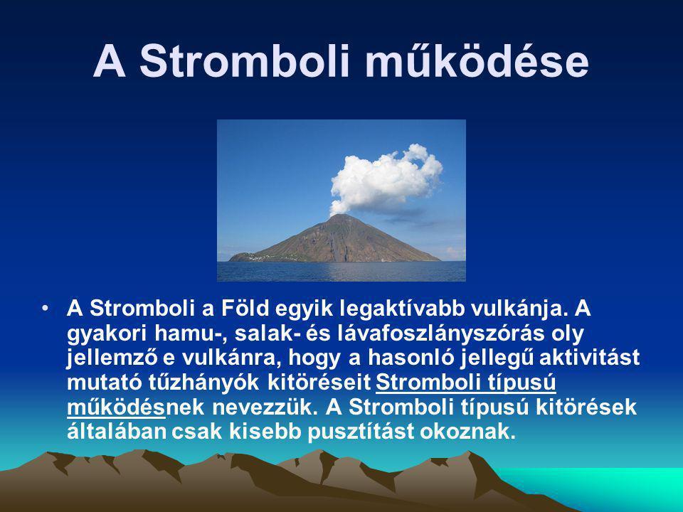 A Stromboli működése