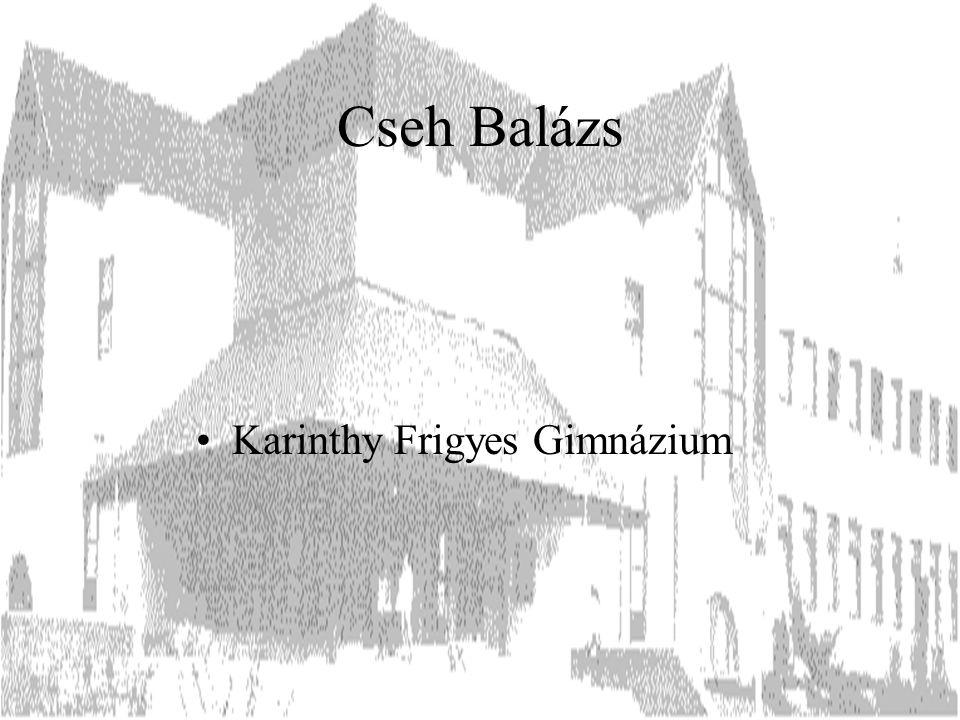Karinthy Frigyes Gimnázium