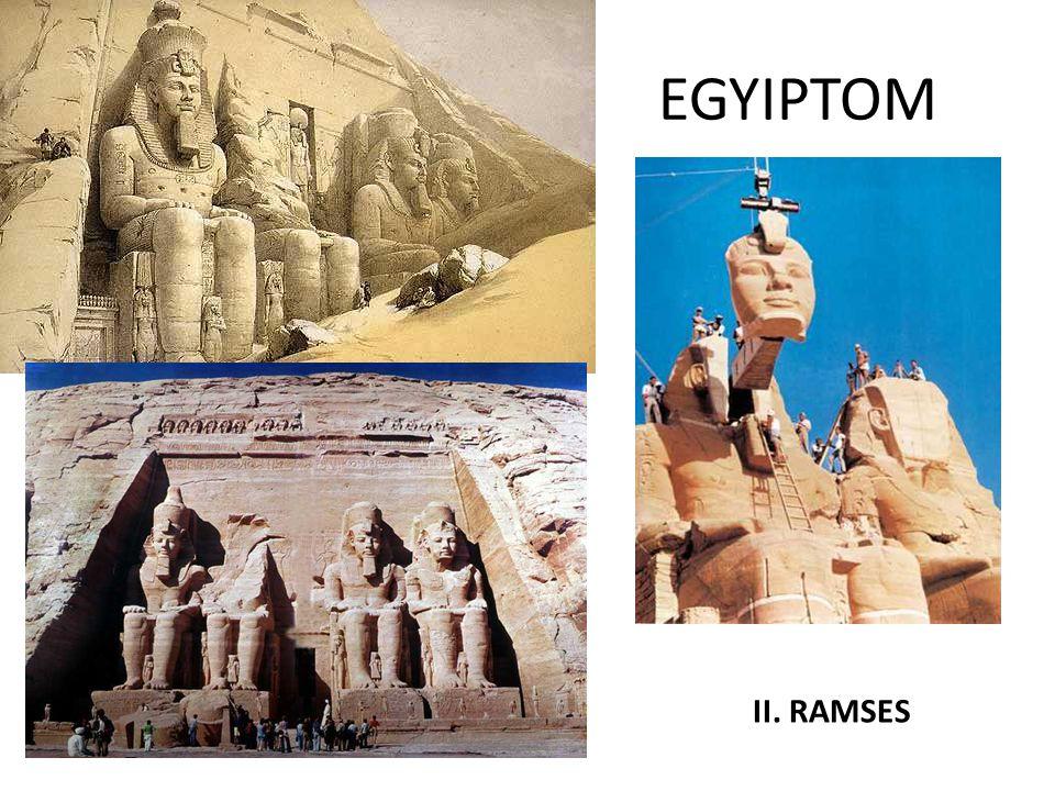 EGYIPTOM II. RAMSES