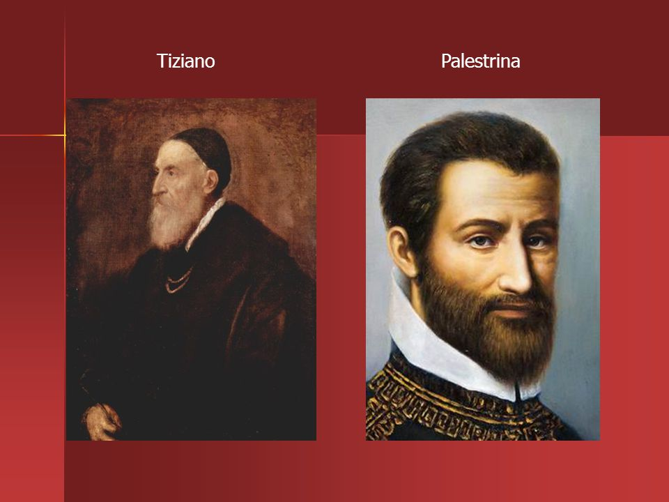 Tiziano Palestrina