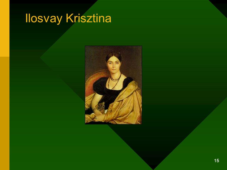 Ilosvay Krisztina