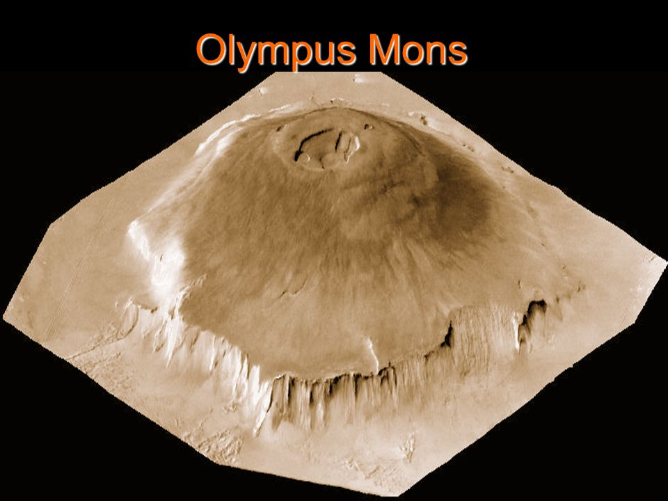 Olympus Mons