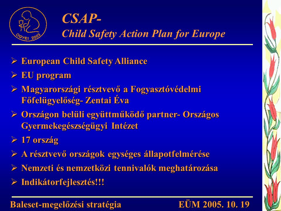 CSAP- Child Safety Action Plan for Europe