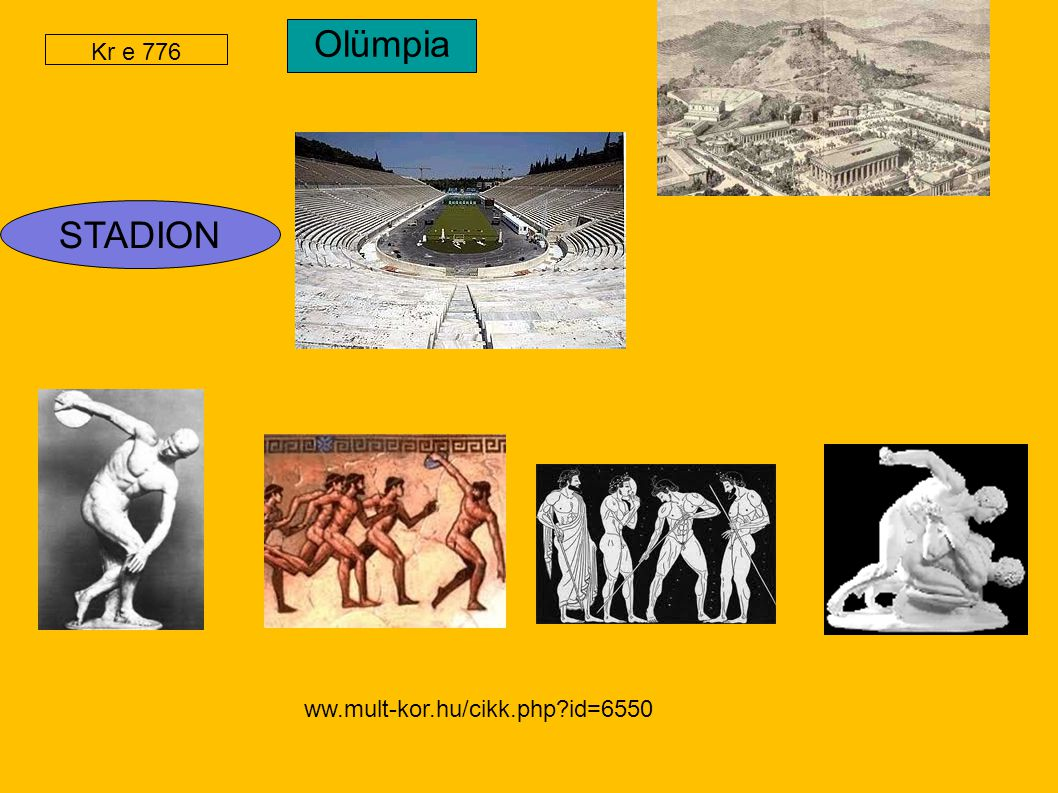 Olümpia STADION Kr e 776 ww.mult-kor.hu/cikk.php id=6550