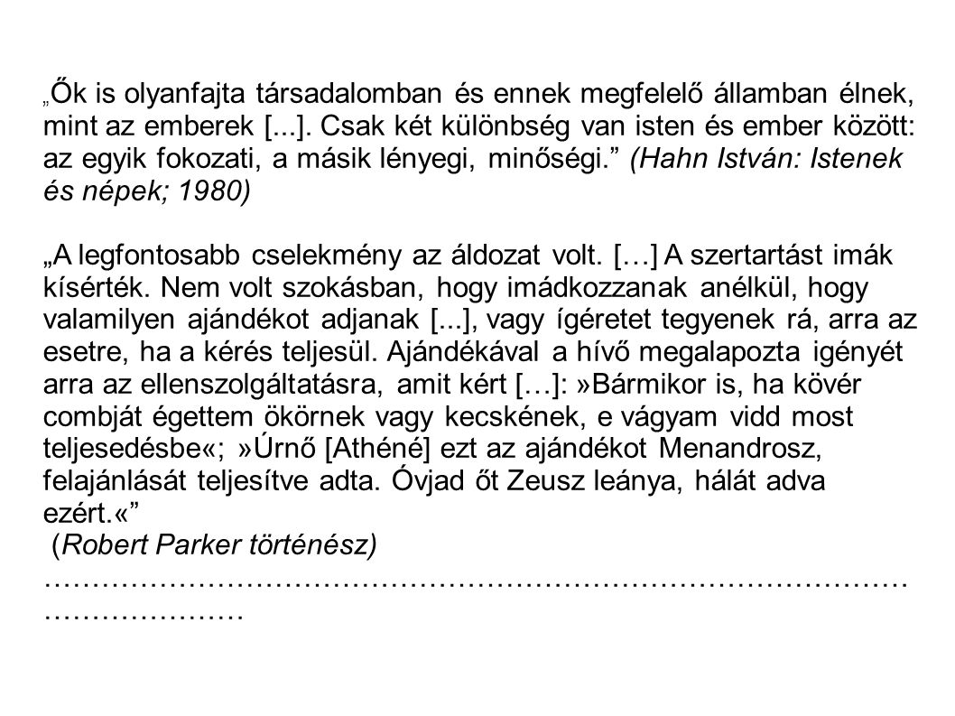 (Robert Parker történész) …………………………………………………………………………………………………