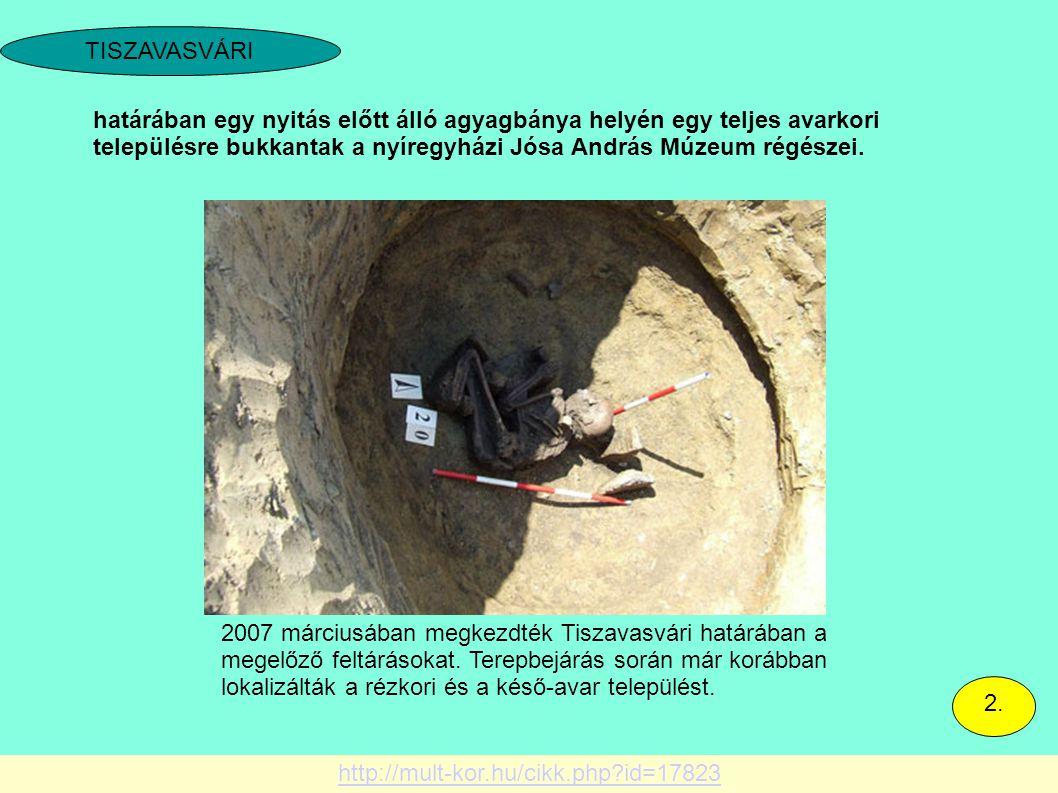 TISZAVASVÁRI 2. http://mult-kor.hu/cikk.php id=17823.