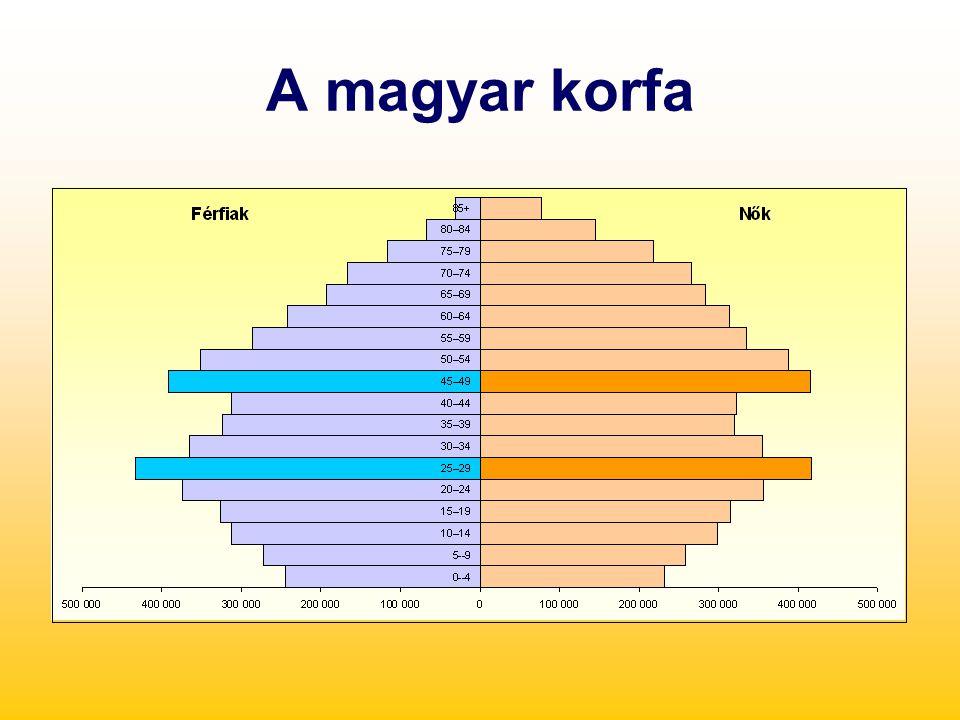 A magyar korfa