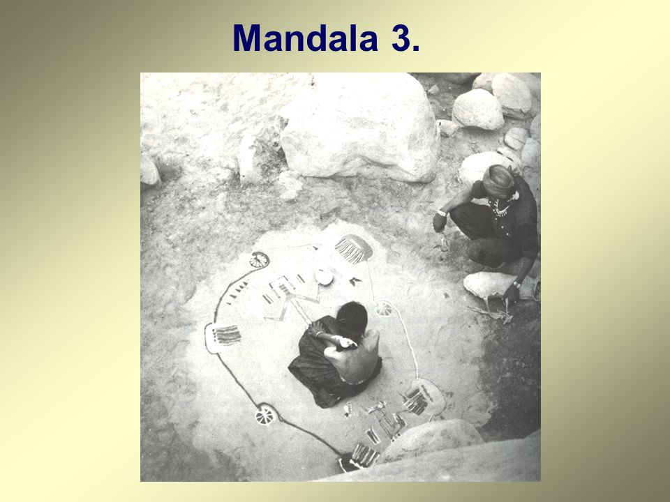 Mandala 3.