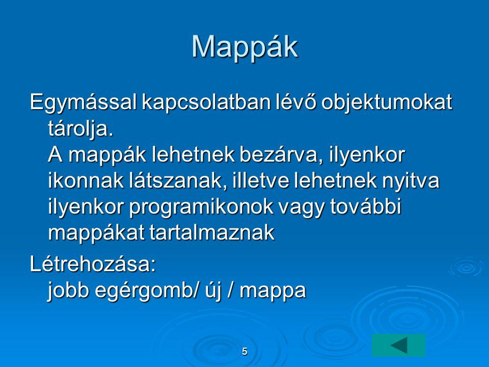Mappák