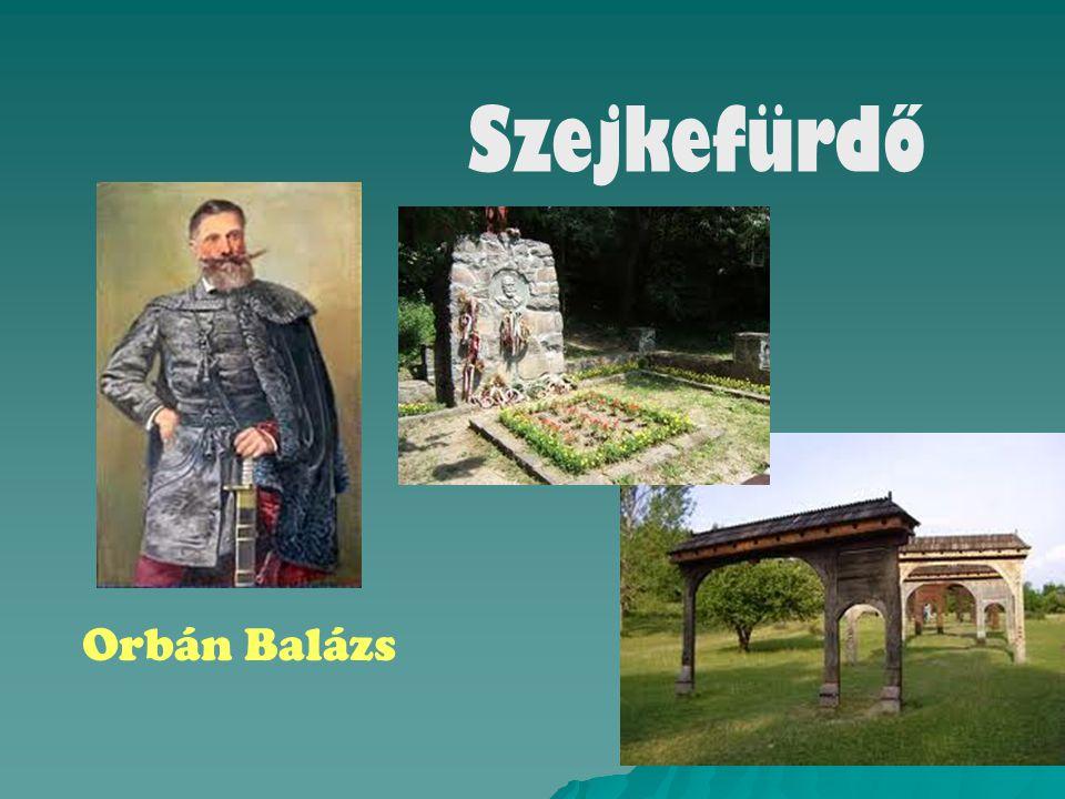 Szejkefürdő Orbán Balázs