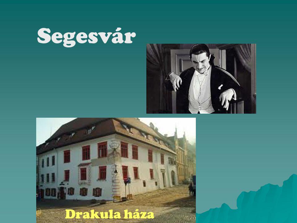 Segesvár Drakula háza