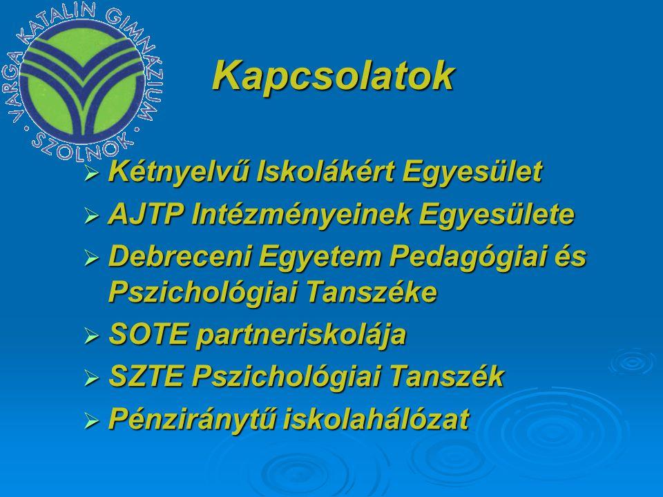 Kapcsolatok Kétnyelvű Iskolákért Egyesület