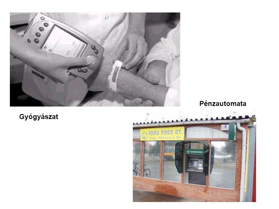 Pénzautomata Gyógyászat