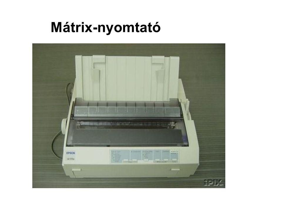 Mátrix-nyomtató