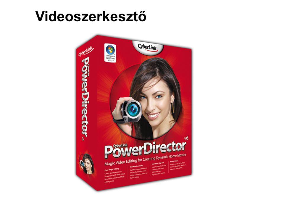 Videoszerkesztő
