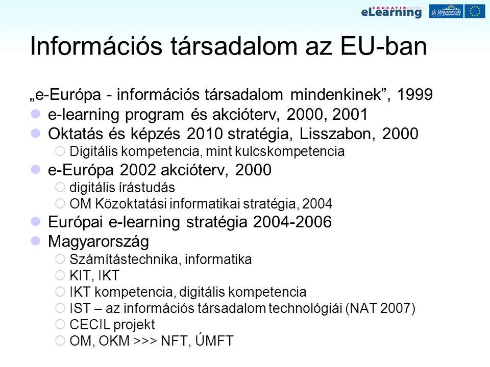Információs társadalom az EU-ban