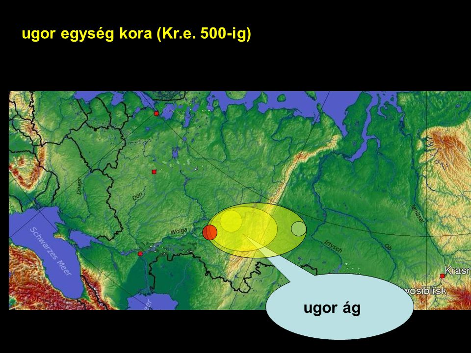 ugor egység kora (Kr.e. 500-ig)