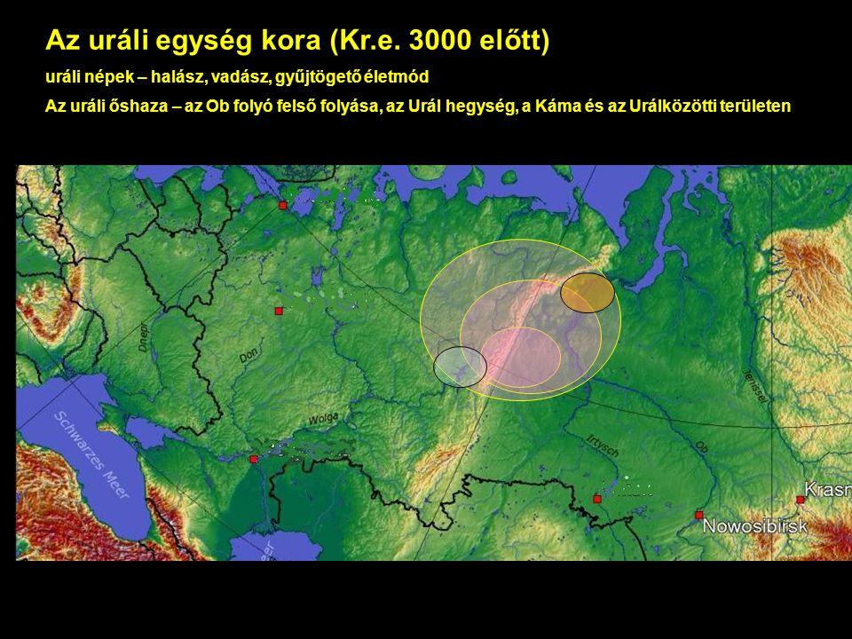 Az uráli egység kora (Kr.e. 3000 előtt)