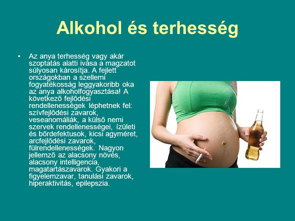 Alkohol és terhesség