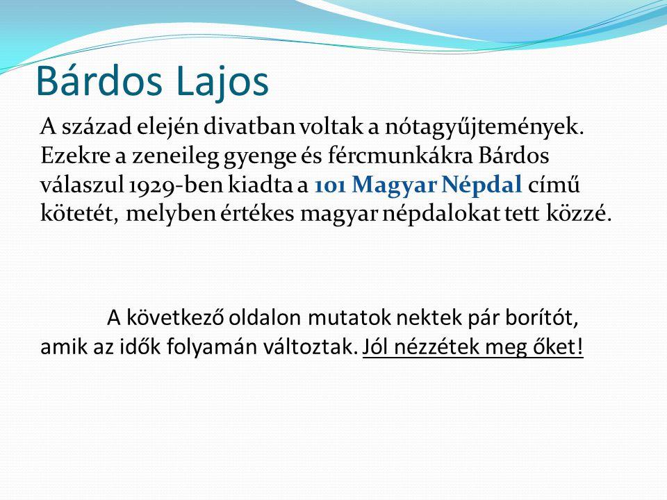 Bárdos Lajos