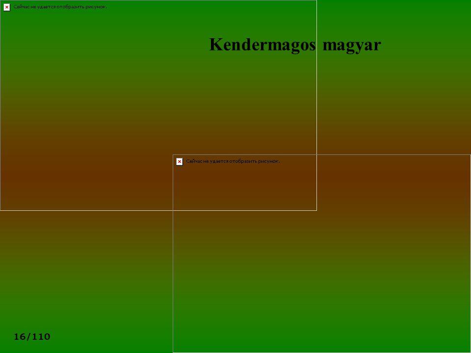 Kendermagos magyar