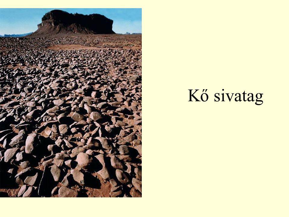 Kő sivatag