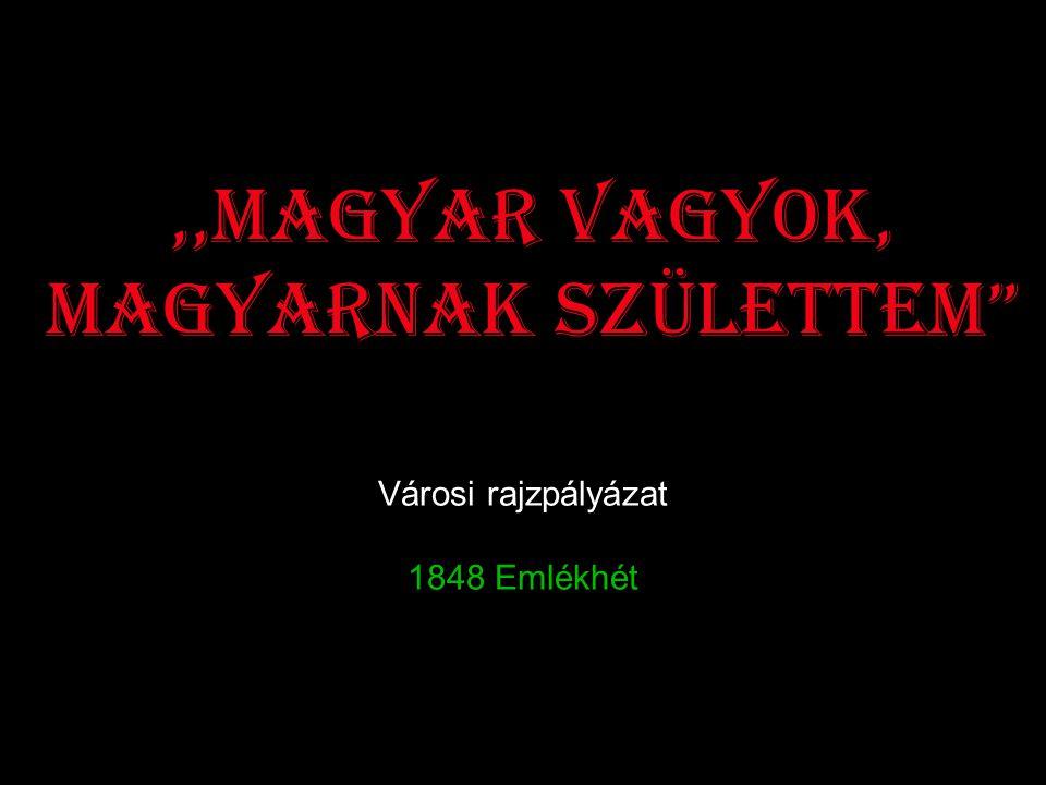 ,,Magyar vagyok, magyarnak születtem